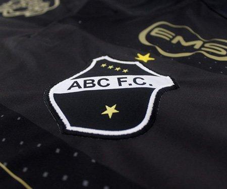 Terceira camisa do ABC FC 2016 Rinat capa