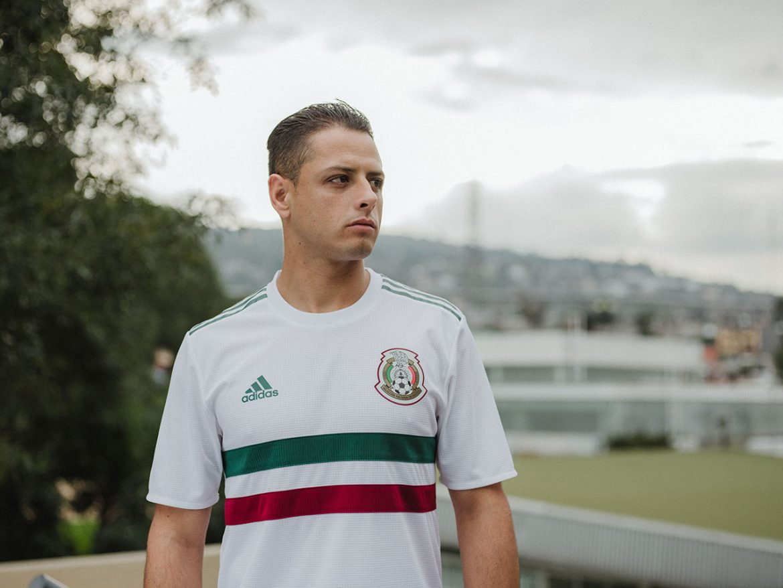 Camisas do México 2018-2019 Adidas Reserva