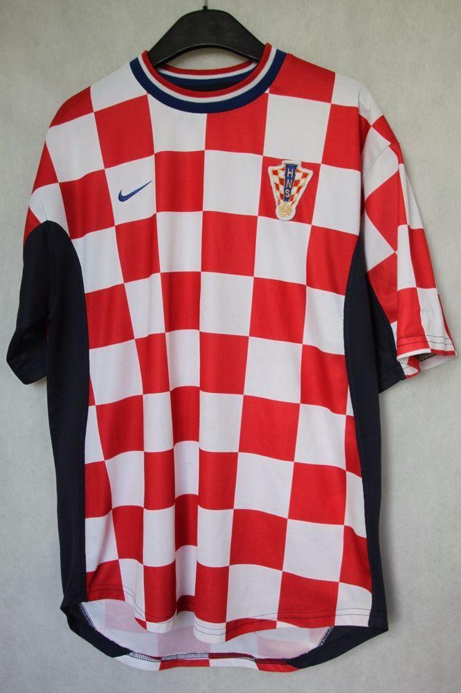Croacia 2001-2002 Nike