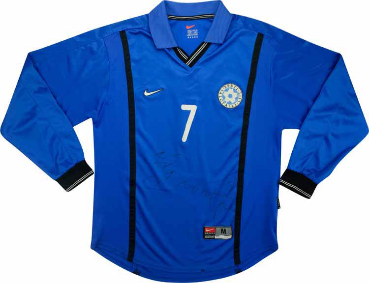 Estonia 2000-2001 Nike