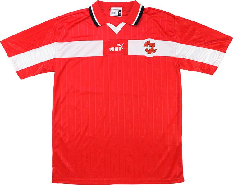 Suíça 1998-99 PUMA