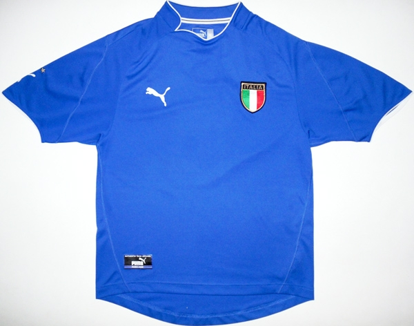 italy 2003 home