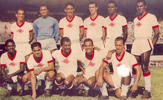 Bangu AC e a Fábrica Bangu: pioneirismo no patrocínio de camisas de futebol
