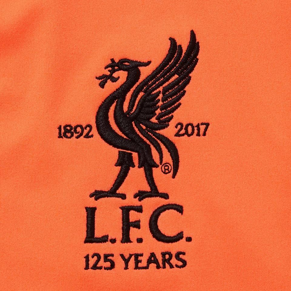 Terceira Camisa Do Liverpool Fc 2017 2018 New Balance 125 Anos Mantos Do Futebol