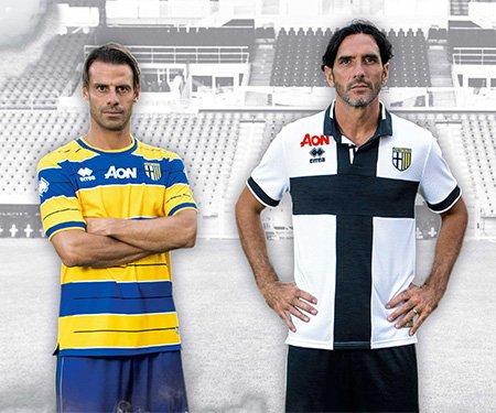 Camisas da Parma Calcio 2017