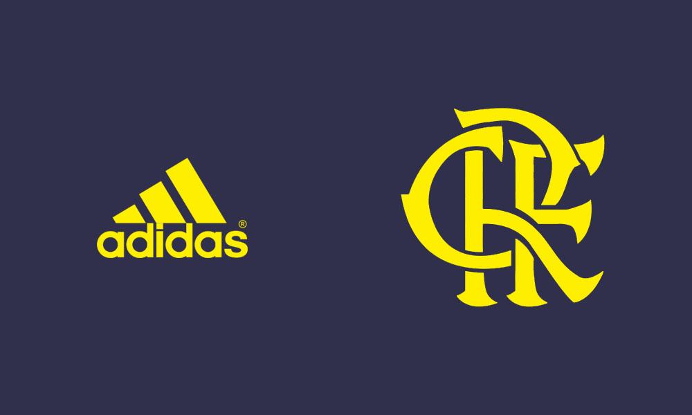 Terceira camisa do Flamengo 2018-2019 Adidas