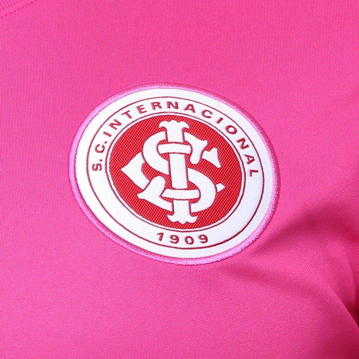 Camisa Outubro Rosa Do Internacional 2017 Nike Mantos Do Futebol