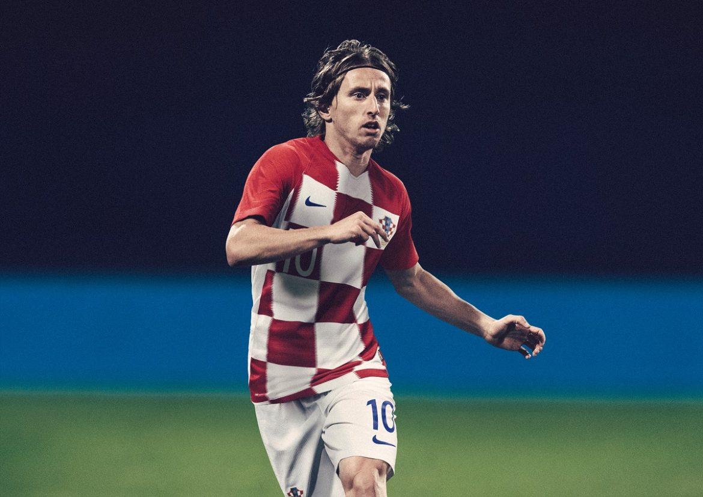 Camisas da Croácia 2018-2019 Nike