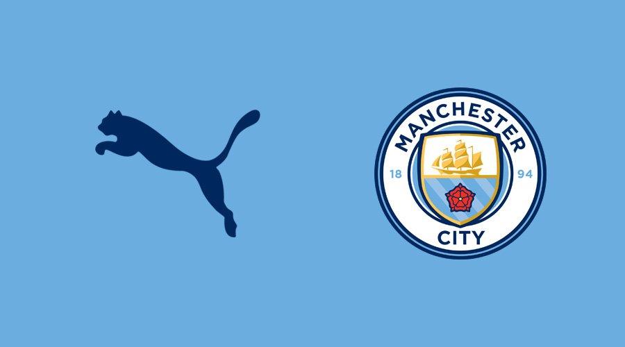 Manchester City Puma 2018-2019