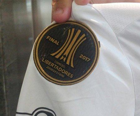 Patch final libertadores 2017