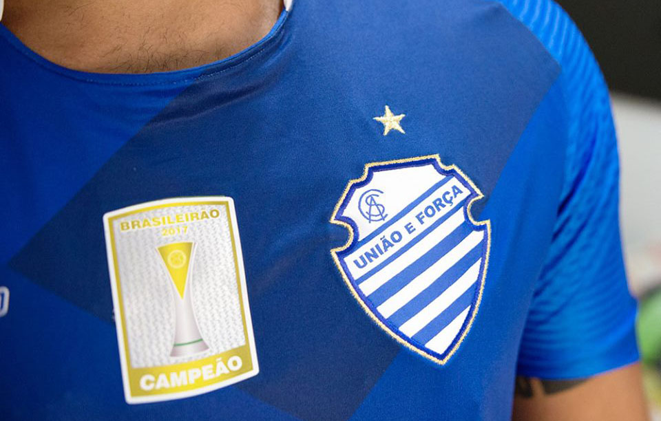 Camisas do CSA 2018 Azulão Reserva abre