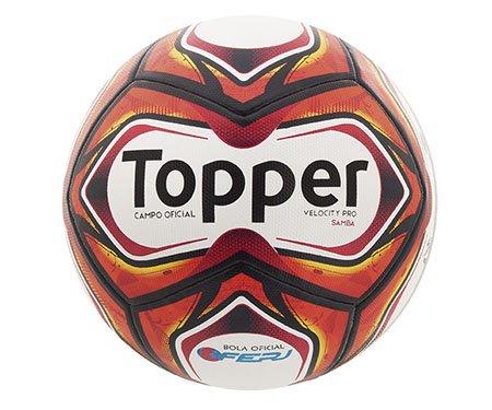 Samba: Bola do Campeonato Carioca 2018 Topper
