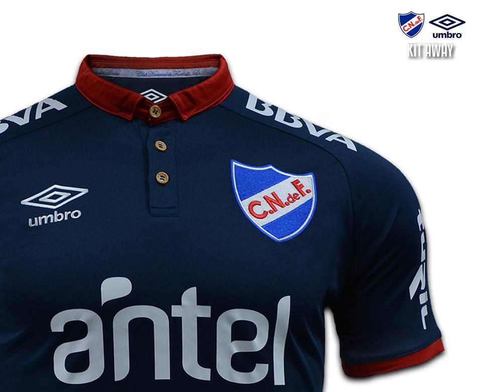 Camisas do Club Nacional 2018 Umbro