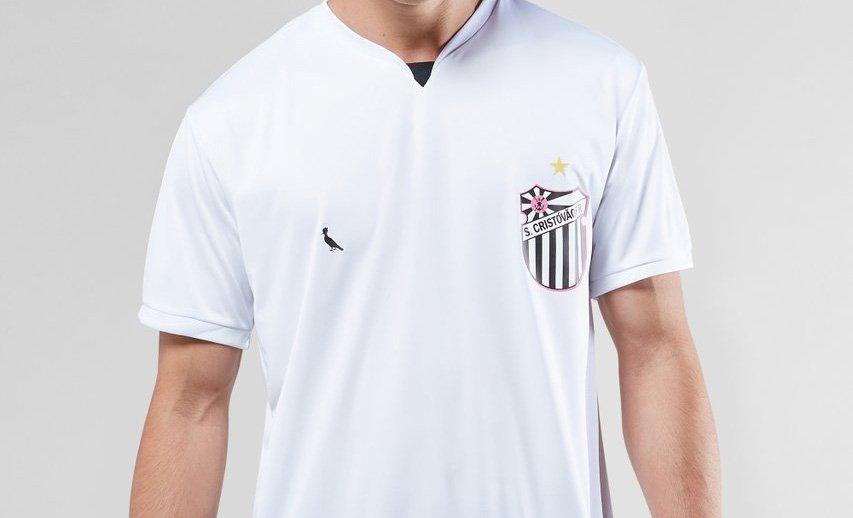 Camisa do São Cristóvão 2018 Reserva