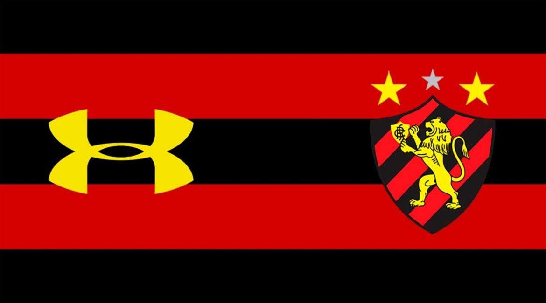 Sport Recife oficializa acordo com Under Armour até 2023