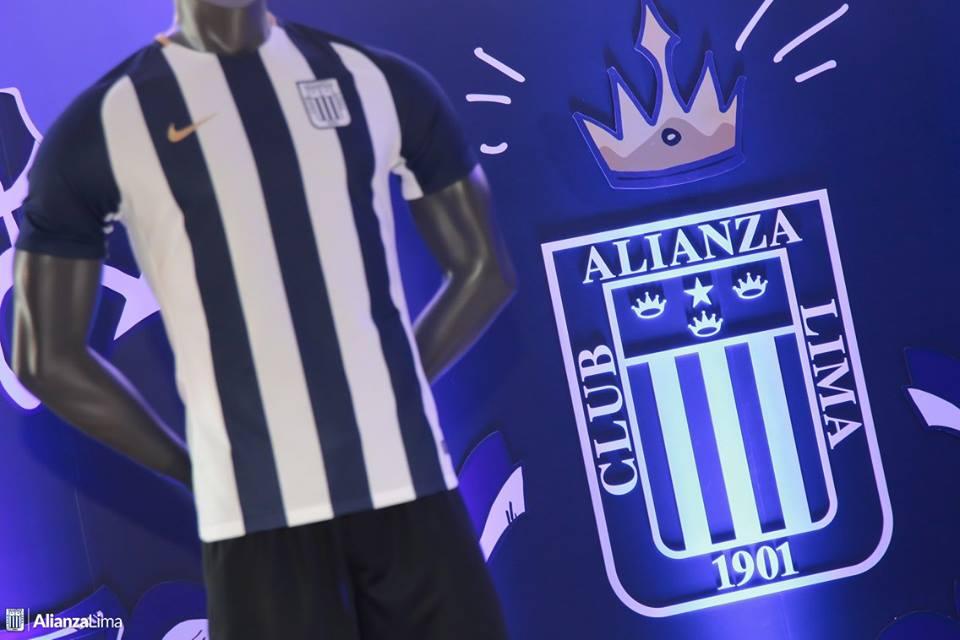 Camisas do Alianza Lima 2018 Nike
