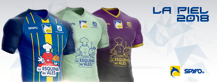 camisas do Delfin 2018 Spyro