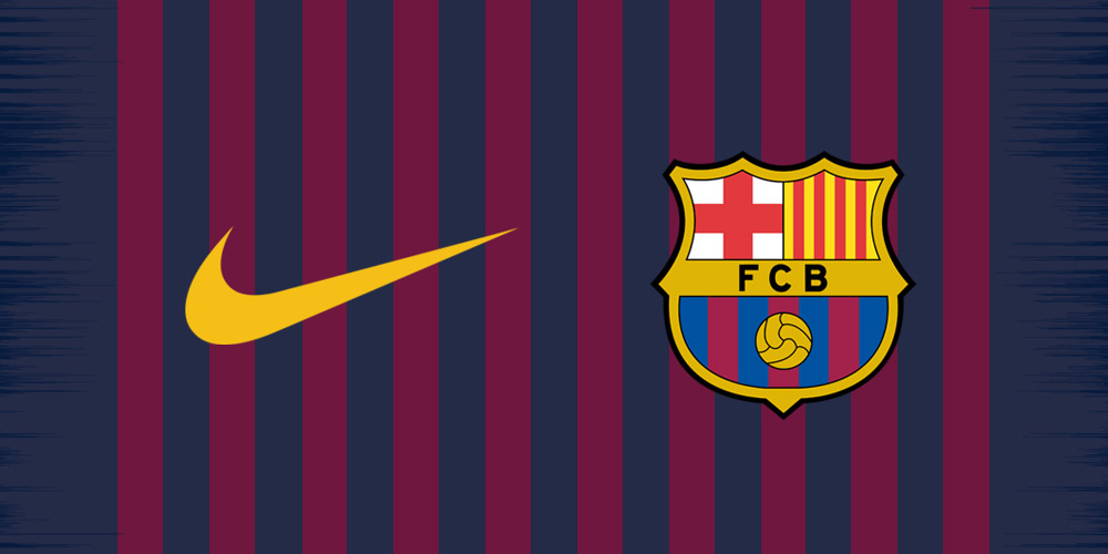 Barcelona Home 2018-2019