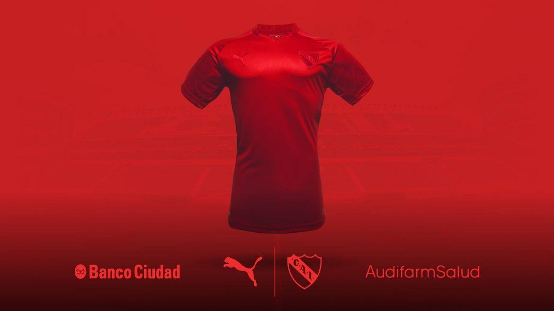 Camisa Todo Rojo do Independiente 2018 PUMA