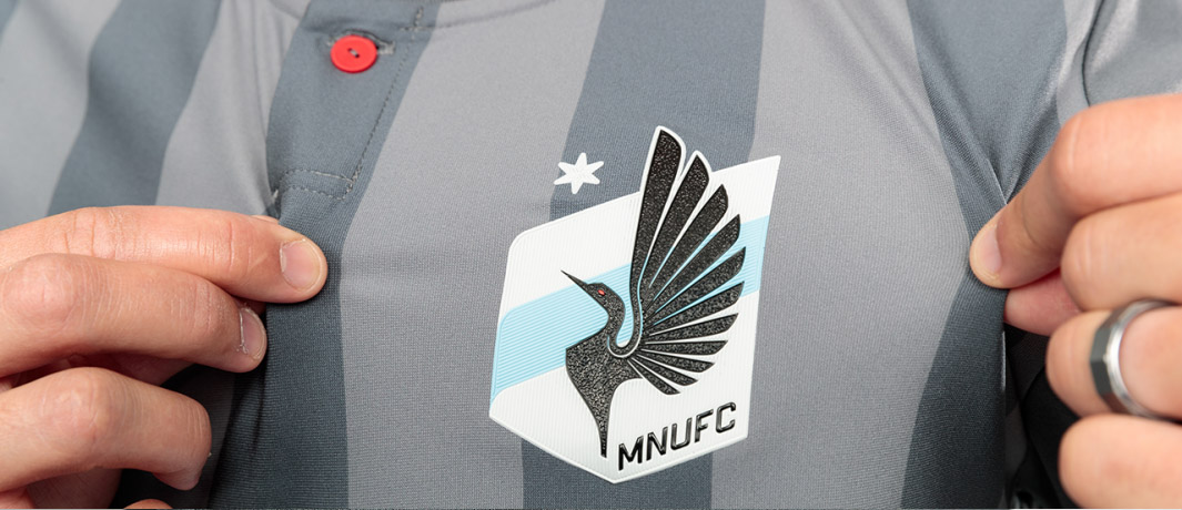 Camisas do Minnesota United 2018 Adidas