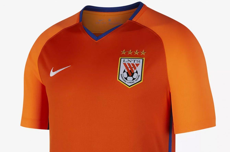 Camisas do Shandong Luneng 2018 Nike