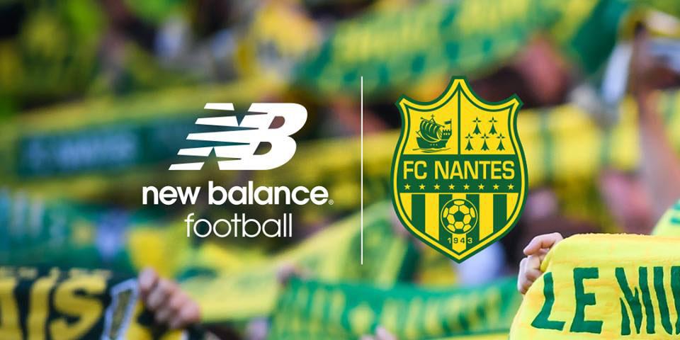 FC Nantes New Balance abre