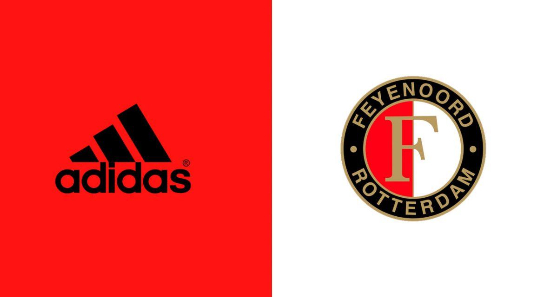 Feyenoord renova com a Adidas até 2023
