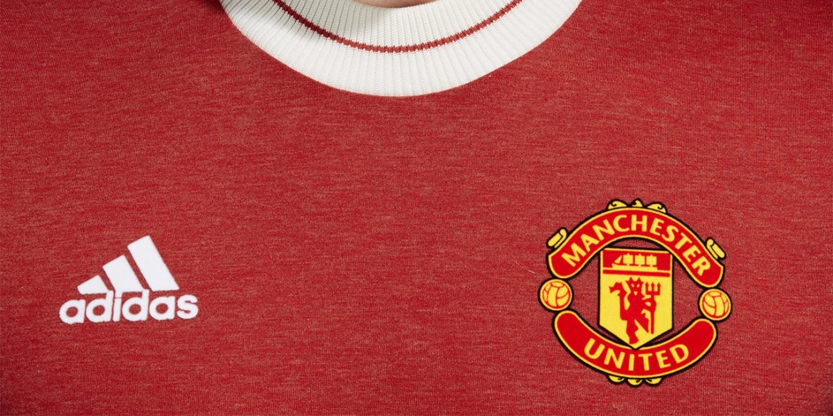 Manchester United Icon Adidas abre