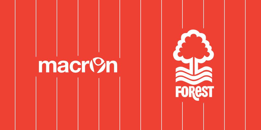 Nottingham Forest Macron