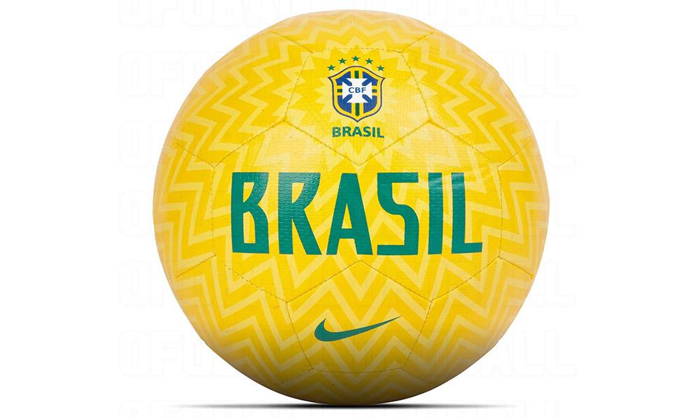 Peças feitas pela Nike para a Seleção Brasileira tem imagens vazadas