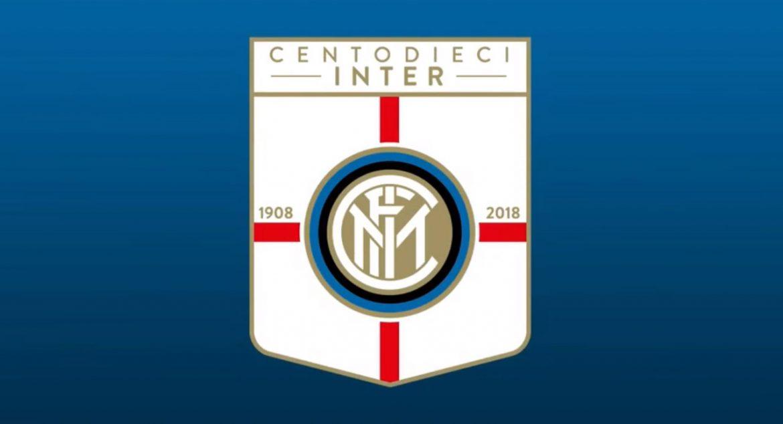 símbolo Inter de Milão 110 anos