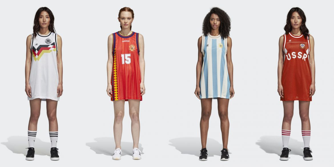Adidas Originals vestidos
