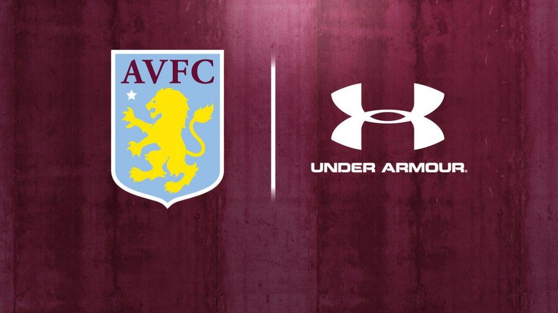 Aston Villa Under Armour