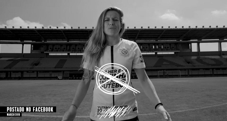 #CaleoPreconceito Corinthians Futebol Feminino