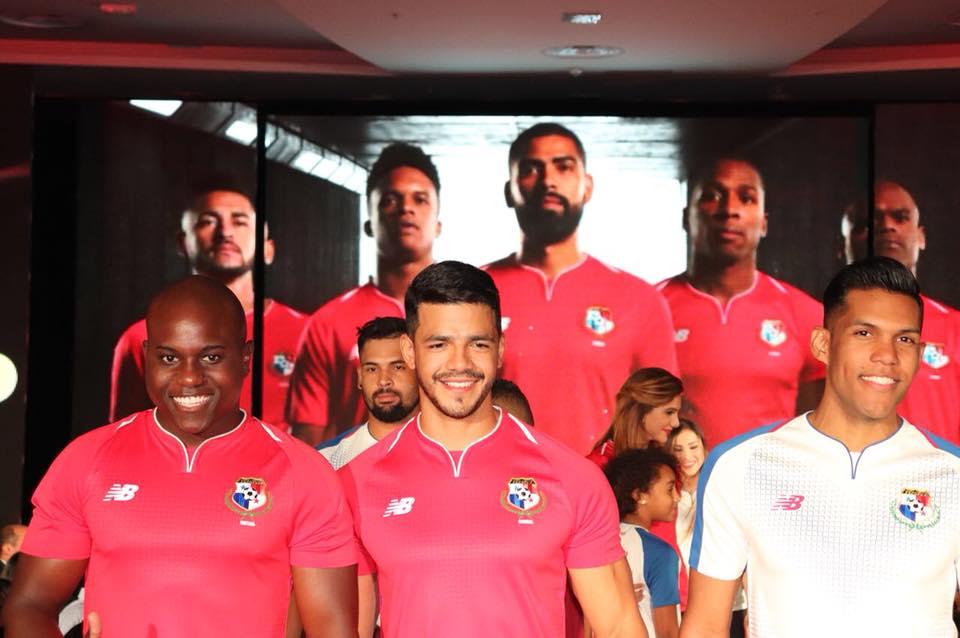 Camisas do Panamá 2018-2019 New Balance