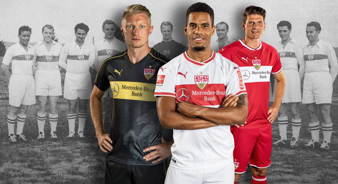 Camisas do Stuttgart 2018-2019 PUMA