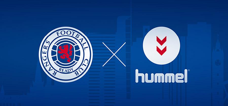 Rangers FC Hummel