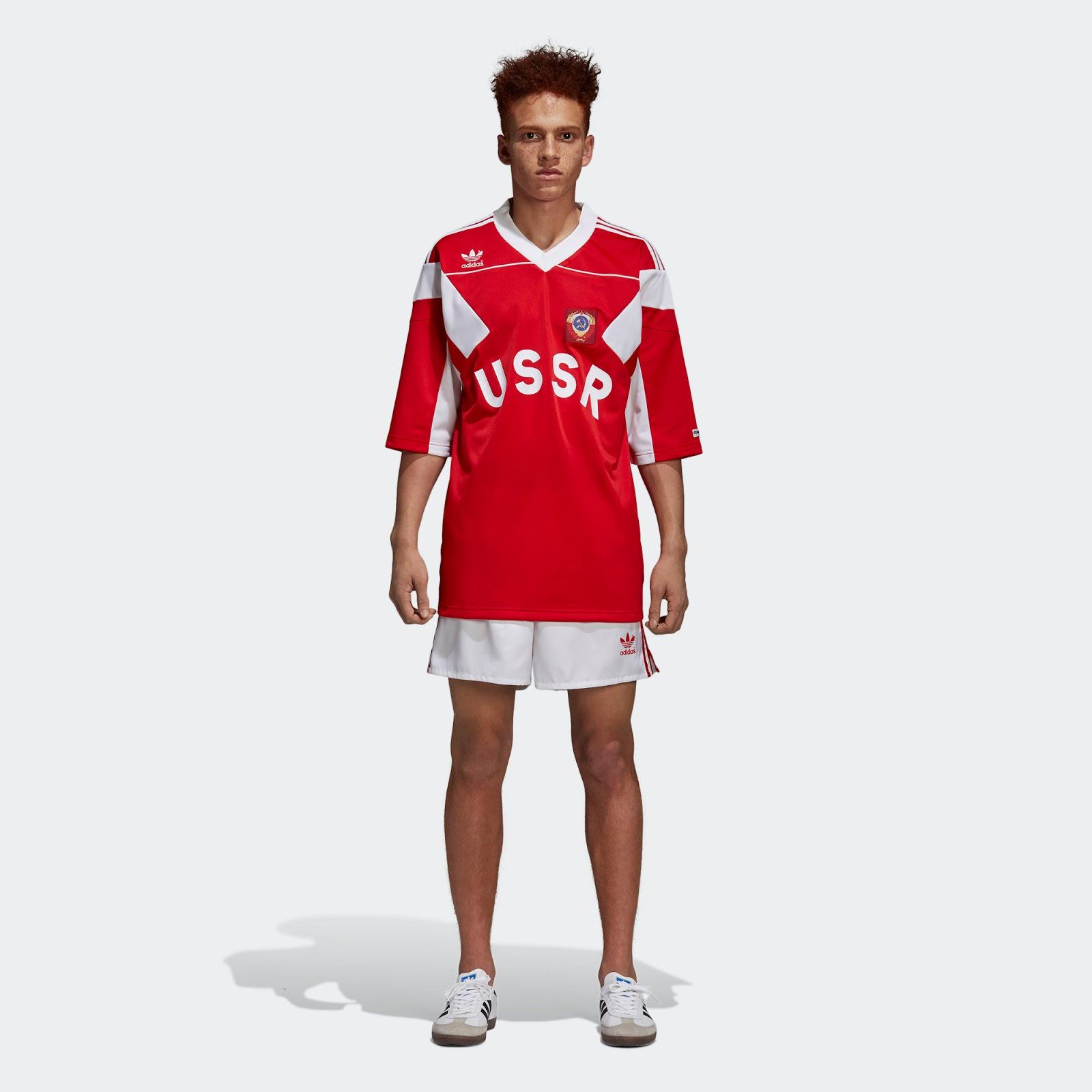 Lógicamente Europa Ambigüedad  Camisas Adidas Originals para seleções da Copa do Mundo 2018 » Mantos do  Futebol
