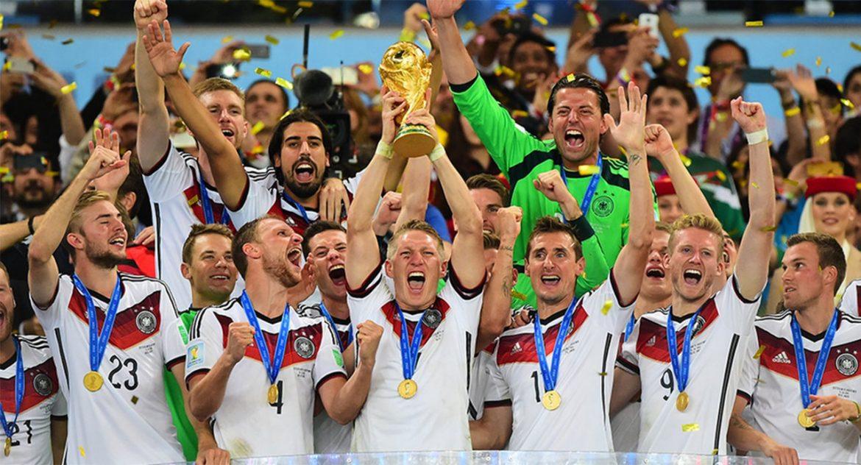 Alemanha campeã 2014