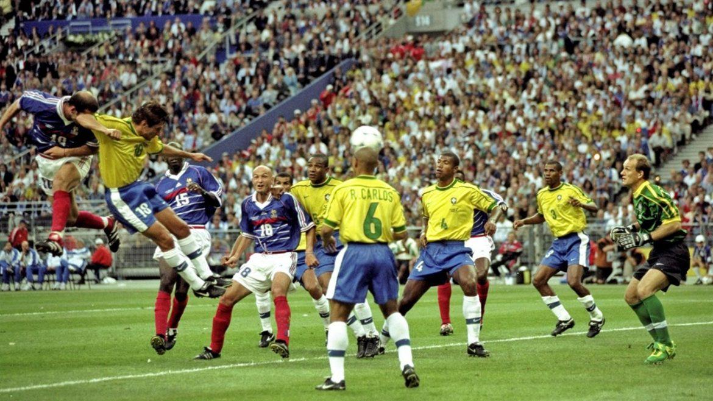 Brasil x França 1998