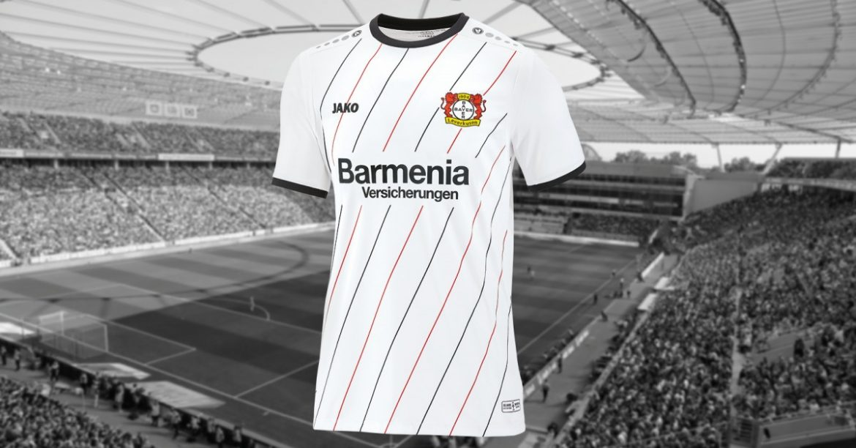 Camisa comemorativa Bayer Leverkusen 2018 Jako