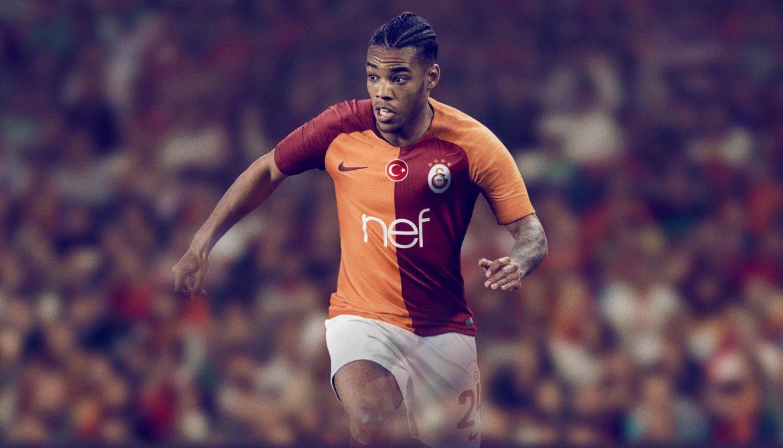 Camisas do Galatasaray 2018-2019 Nike