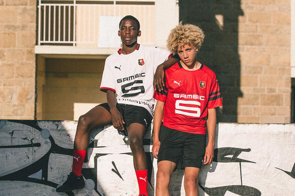 Camisas do Rennes 2018-2019 PUMA