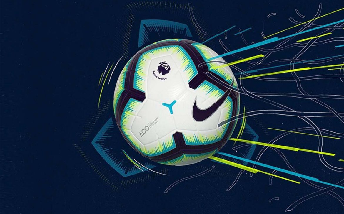 Nike Merlin Bola da Premier League 2018-2019 s