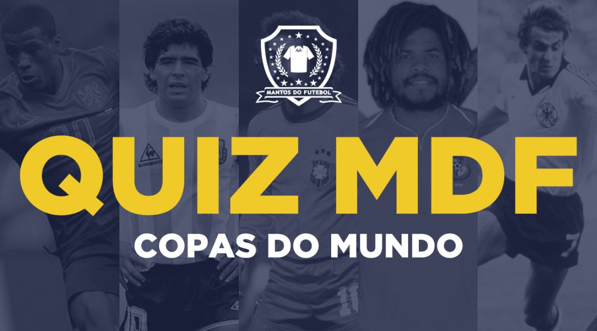 Quiz Copas do Mundo