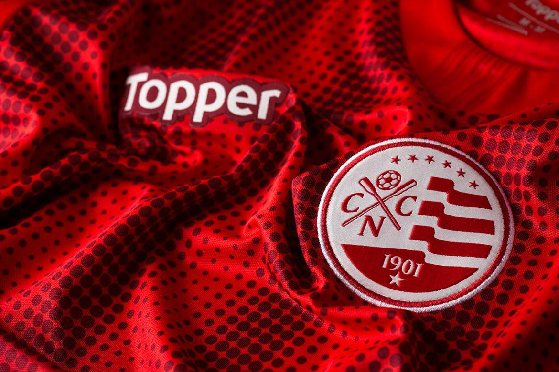 Terceira camisa do Náutico 2018-2019 Topper