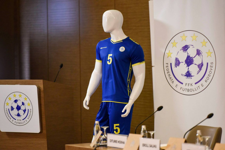 Camisas de Kosovo 2018-2019 14Fourteen
