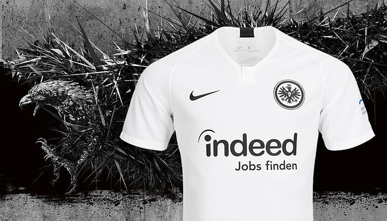 Camisas do Eintracht Frankfurt 2018-2019 Nike abre