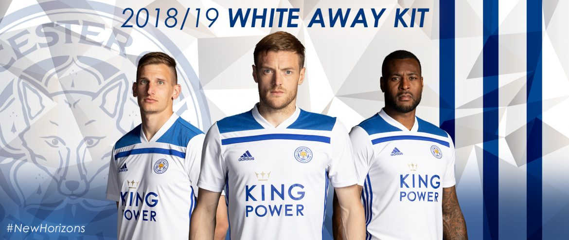 Camisas do Leicester City 2018-2019 Adidas Terceira