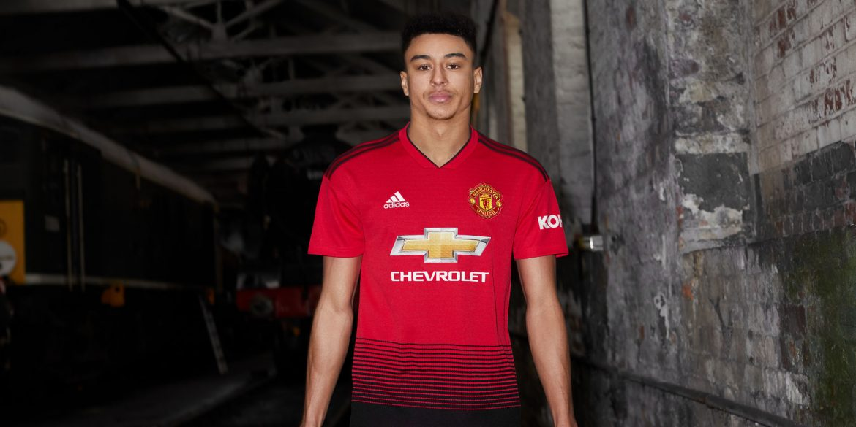 Camisas do Manchester United 2018-2019 Adidas